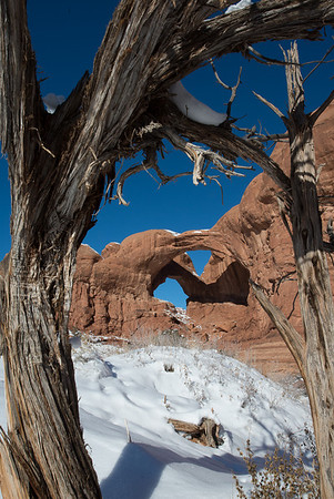 Double Arch - Arches NP
